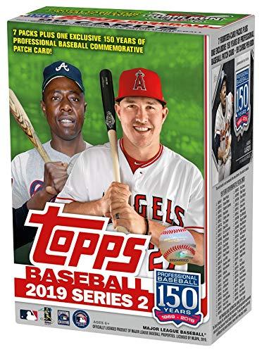 Topps 2019 Baseball Relic Box product image