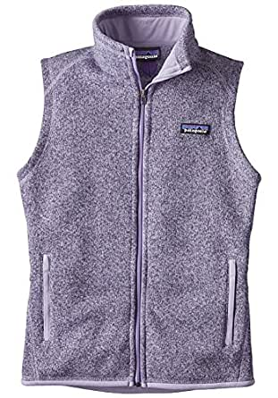 Amazon Com Patagonia Women S Better Sweater Vest