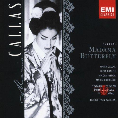 Amazon.com: Puccini: Madama Butterfly: Milano/Herbert von