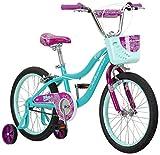 Schwinn Elm Girl's Bike with SmartStart, 18' Wheels, Teal