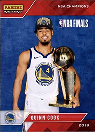 outlet store 5f082 b543d Amazon.com: 2018 Panini Golden State Warriors Championship ...