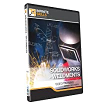 SolidWorks - Weldments - Training DVD