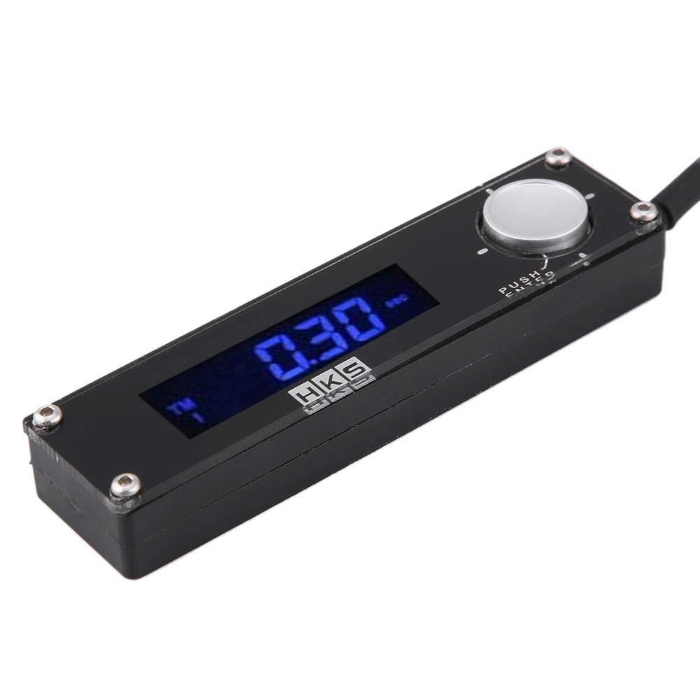 KIMISS universal Dispositivo temporizador de Turbo del coche, LED Retardador de tiempo turbo de Auto(azul): Amazon.es: Coche y moto