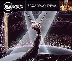 Broadway Divas - RCA 100