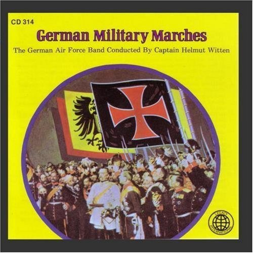 German Military Marches by Bescol, Ltd.