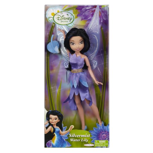 Disney Fairies Fashion Doll - Water Lily Silvermist ()
