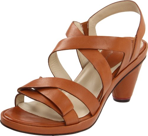 Oh Calf Vachetta Women's Shoes Cedar qTaHZqw