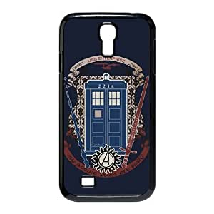 Sherlock Holmes Cover For Case Samsung Galaxy S4 I9500 Cover Fit Cases SGS0198