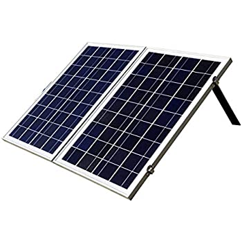 Amazon Com Eco Worthy 12 Volts Portable Foldable Solar
