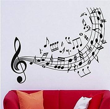Pbldb Notas De La Música Clave De Sol Art Decor Calidad Música ...