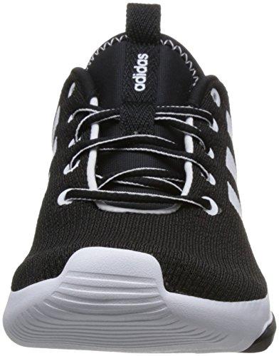 Racer Cloudfoam Damen Core Gymnastikschuhe adidas Tr Schwarz White Black Ftwr PqwdEY5