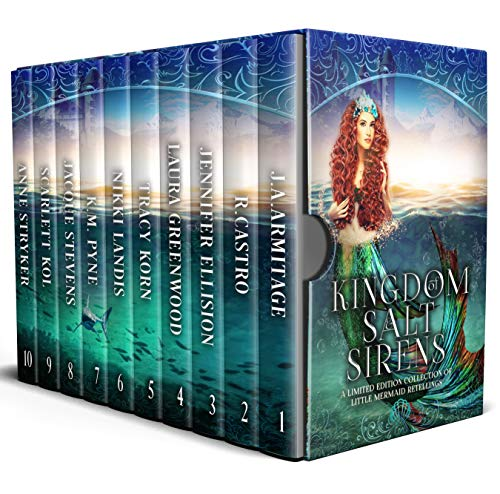 - Kingdom of Salt and Sirens: A Limited Edition of Little Mermaid Retellings