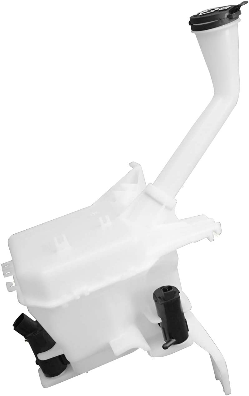 2013-2015 Chevrolet Spark Washer Fluid Reservoir; Includes Inlet//Cap//Front And Rear Pumps Partslink GM1288230