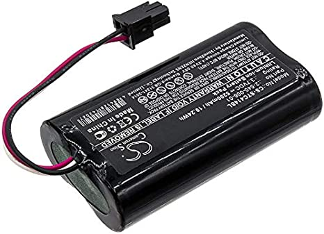 Replacement Battery for SOUNDCAST MLD414 Outcast Melody 2-540-006-01