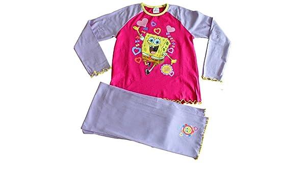 5c54470c5a Lovely pantalones de pijama de Bob Esponja y Patricio de estampado a  cuadros de ropa de