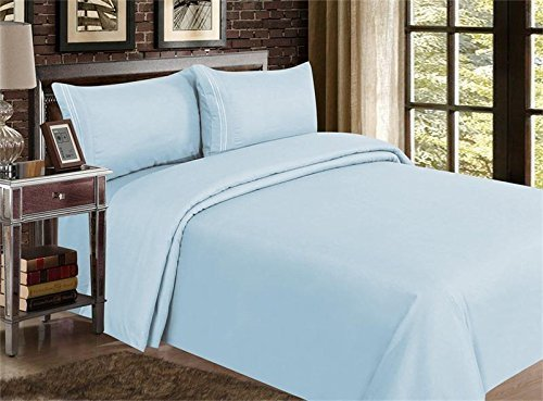 100 hotel cotton twin xl sheets - 1
