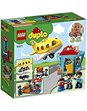 LEGO DUPLO Town airport 10871 Building Blocks (29 Piece)