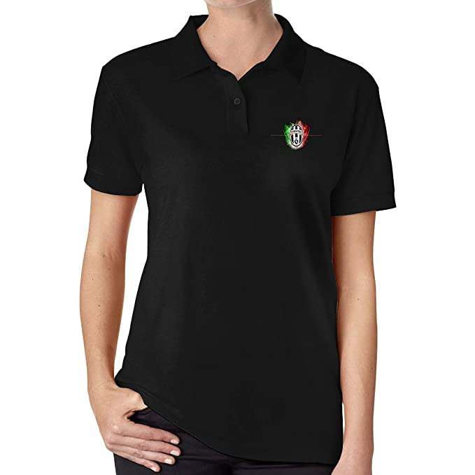UP LUCK Juve New Women Premium Office Polo Shirt: Amazon.es: Ropa ...