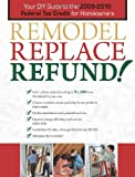 Remodel Replace Refund!, CPI Editors, 1589235142