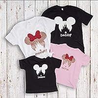 Family Matching Vacation Shirts, Mickey Minnie Disney Trip Tanks, 2019 Summer Trip T-Shirts