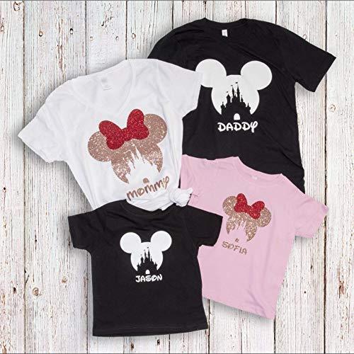 Family Matching Vacation Shirts, Mickey Minnie Disney Trip Tanks, 2019 Summer Trip -