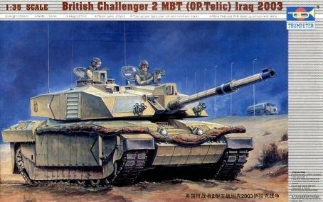 Challenger Main Battle Tank - 9