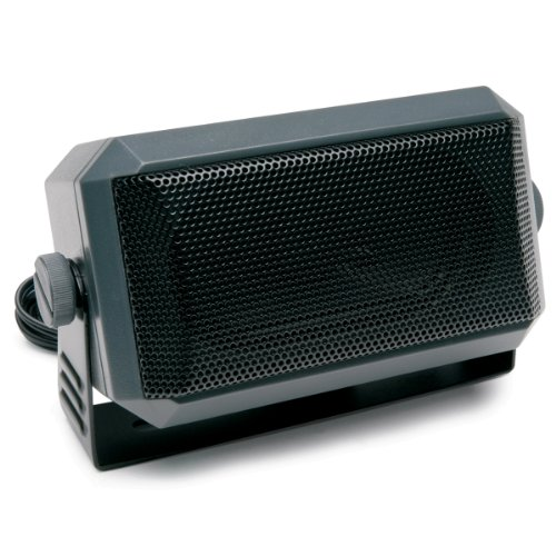 (RoadPro RPSP-15 Universal CB Extension Speaker with Swivel Bracket, 2-3/4 x 4-1/2