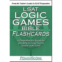 The PowerScore LSAT Logic Games Bible Flashcards