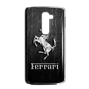 LG G2 Phone Case pattern Ferrari Logo