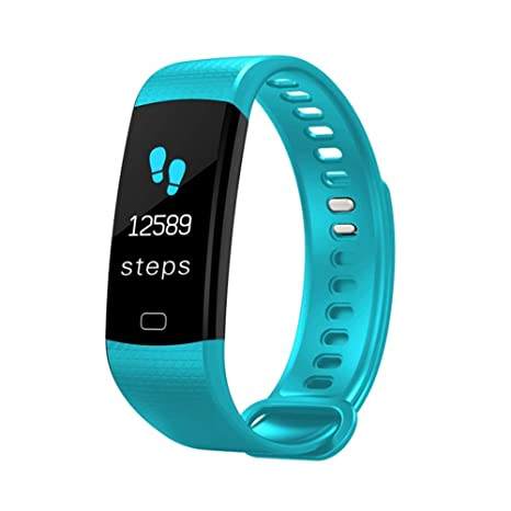 GBVFCDRT Smartwatch Reloj electrónico Inteligente Mujeres ...