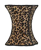 Jubilee Collection Hourglass Shade in Leopard Print