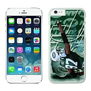 York Jets Calvin Pace Case Cover For SamSung Galaxy S4 Mini White NFL Case Cover For SamSung Galaxy S4 Mini 14094