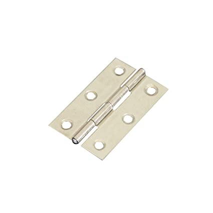 XIAOMU Door Hinges Window Hinge True Color Iron Metal Hinge Cabinet Door  Durable Hardware Tools