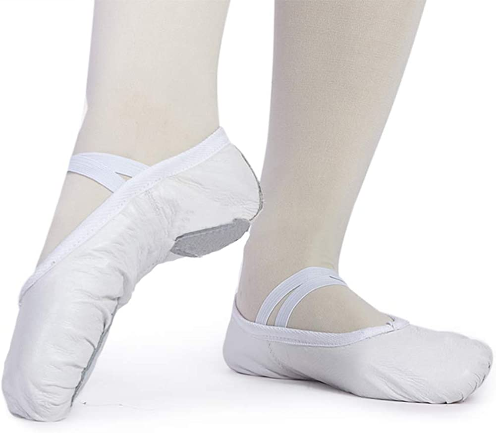 MSMAX Womens Ballet Performa Shoes Yoga Dance Practice Slippers