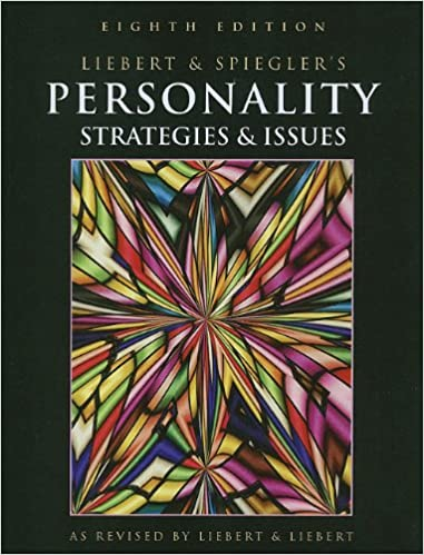 Amazon personality strategies and issues reprint personality strategies and issues reprint 8th edition fandeluxe Image collections