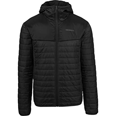 84f4f6b6e73 Image Unavailable. Image not available for. Color  Merrell Entrada Insulated  Hoody Men XL Black