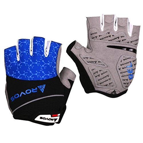 Bicycle Gloves Finger Padded Breathable