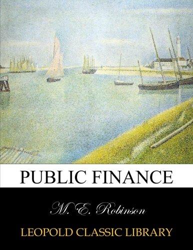 Download Public finance pdf epub