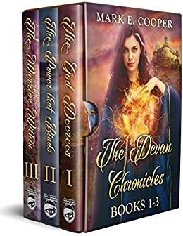 Devan Chronicles Series Books 1 3 By Cooper Mark E