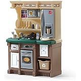 Step2  LifeStyle Custom Kitchen II, Brown/Tan/Green