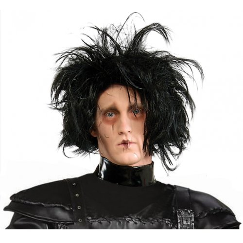 Rubie's Costume Co - Edward Scissorhands Wig - Standard]()