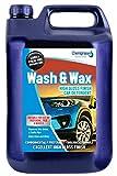 Chemiphase Wash & Wax - High Gloss Finish Car Wash Shampoo 5 Litres