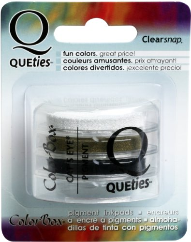 White Frost Gift Box - ColorBox Classic Pigment Queties, Essential