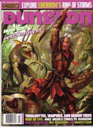 Download Dungeon Magazine #122 Eberron pdf