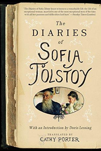 The Diaries of Sofia Tolstoy PDF