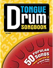 Tongue Drum Songbook: 50 popular songs for Tongue Drum