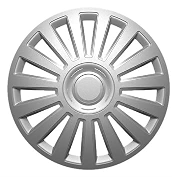 Hubcap Wheel Cover 14 Inch Luxery 1 Set (4pcs) Seat Arosa, Cordoba, Ibiza, Inca, Toledo or Leon: Amazon.co.uk: Car & Motorbike