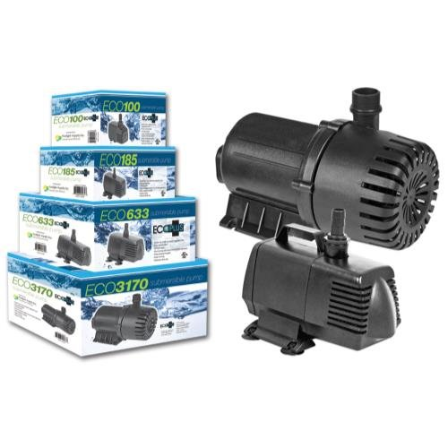 EcoPlus ECO-132 Submersible Hydroponic/Aquarium Pump ()