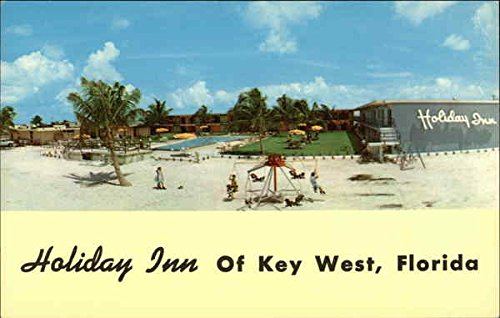 Holiday Inn Key West, Florida Original Vintage Postcard from CardCow Vintage Postcards