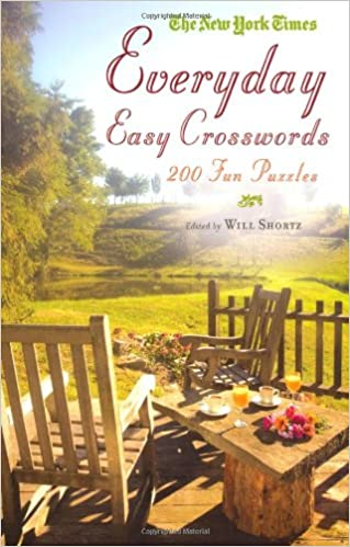 200 Fun Puzzles The New York Times Everyday Easy Crosswords